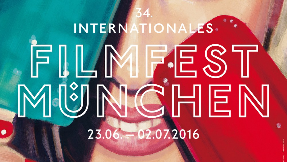 Plakat Filmfest München 2016