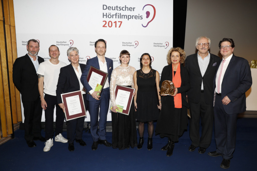 Deutscher Hoerfilmpreis 2017