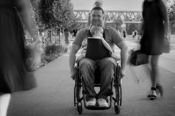 Menschen mit Querschnittlähmung – Lebenswege und Lebenswelten
