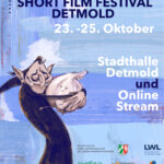 International Short Film Festival Detmold 23.-25.10.2020!